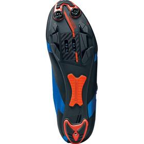 Northwave Rebel Miehet kengät , oranssi/sininen